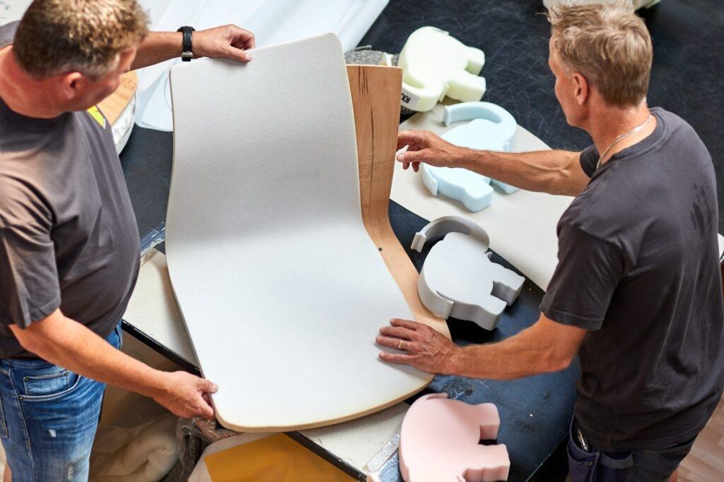 skum til møbler
